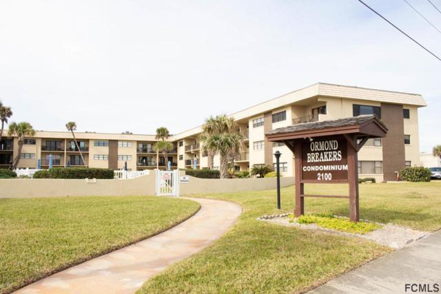2100 Ocean Shore Blvd #1140, Ormond By The Sea, FL 32176 (MLS #248088) :: Noah Bailey Real Estate Group