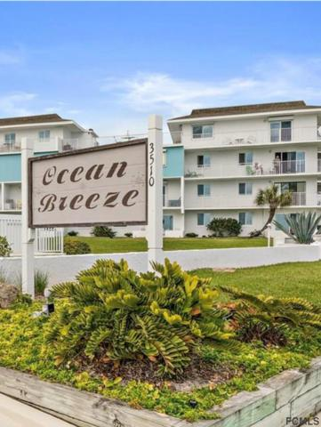 3510 S Ocean Shore Blvd #203, Flagler Beach, FL 32136 (MLS #248136) :: RE/MAX Select Professionals
