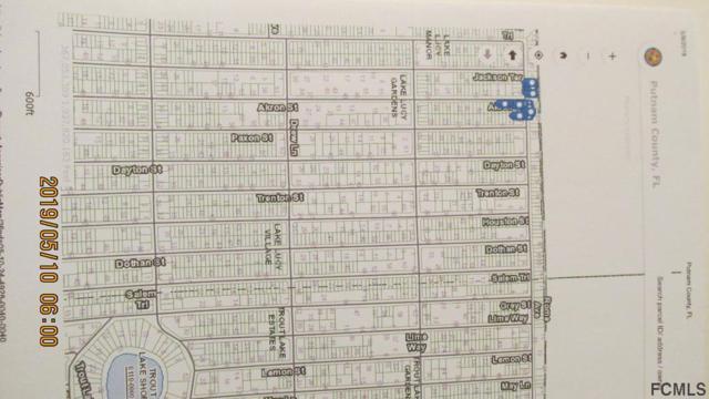 xxx Flamingo Blvd, Interlachen, FL 32148 (MLS #248184) :: Memory Hopkins Real Estate
