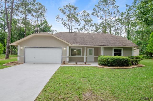 16 Eisenhower Place, Palm Coast, FL 32164 (MLS #248219) :: Memory Hopkins Real Estate