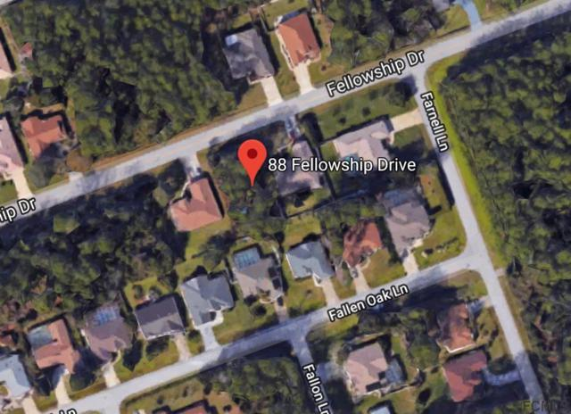 88 Fellowship Drive, Palm Coast, FL 32137 (MLS #248233) :: Noah Bailey Real Estate Group
