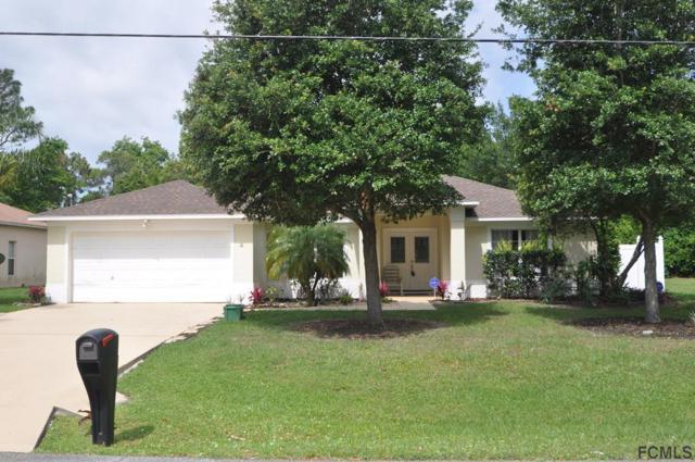 10 Ruth Drive, Palm Coast, FL 32164 (MLS #248241) :: Memory Hopkins Real Estate