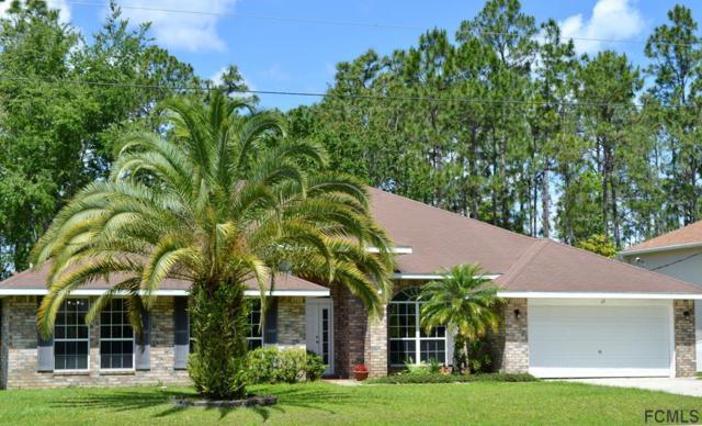 69 Robinson Drive, Palm Coast, FL 32164 (MLS #248246) :: Memory Hopkins Real Estate