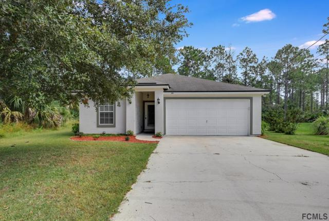 40 Slumber Path, Palm Coast, FL 32164 (MLS #248249) :: Memory Hopkins Real Estate
