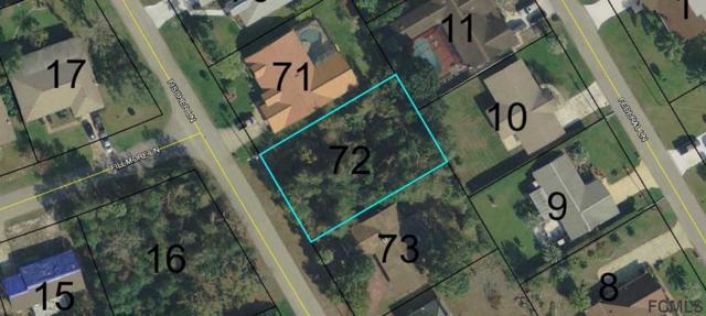 16 Fischer Lane, Palm Coast, FL 32137 (MLS #248283) :: Noah Bailey Real Estate Group