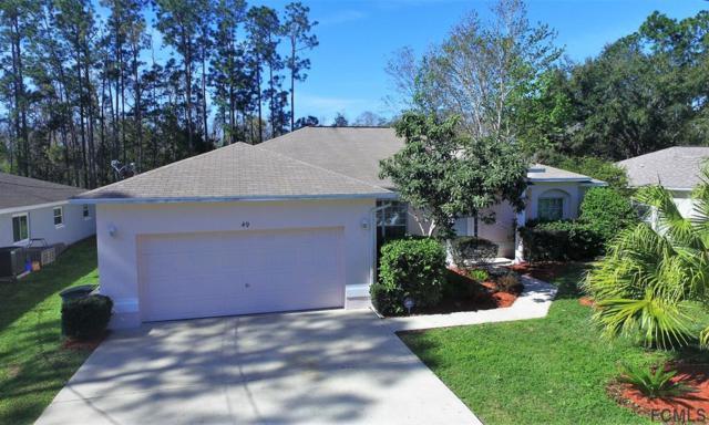 49 Eastwood Drive, Palm Coast, FL 32164 (MLS #248287) :: Memory Hopkins Real Estate