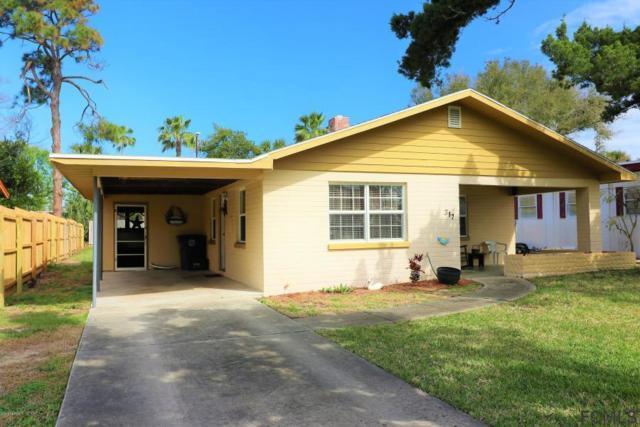 317 Golf Ave, Daytona Beach, FL 32118 (MLS #248301) :: Memory Hopkins Real Estate