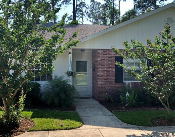 11 N Kings Colony Court #11, Palm Coast, FL 32137 (MLS #248334) :: Noah Bailey Real Estate Group
