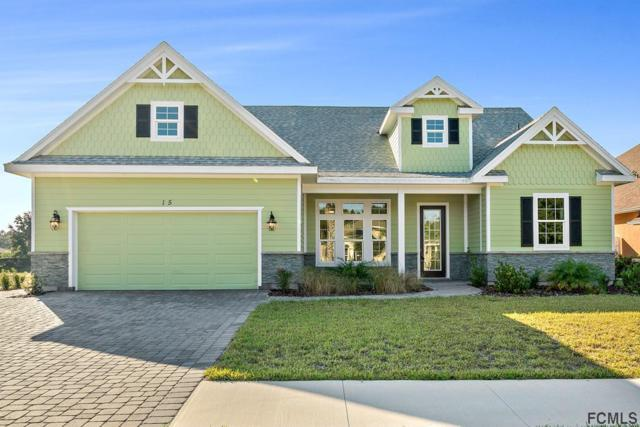 15 Lakewalk Dr N, Palm Coast, FL 32137 (MLS #248431) :: Noah Bailey Real Estate Group