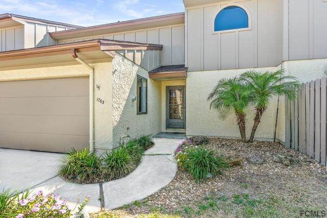 1763 Windsong Cir #1763, Flagler Beach, FL 32136 (MLS #248463) :: Memory Hopkins Real Estate