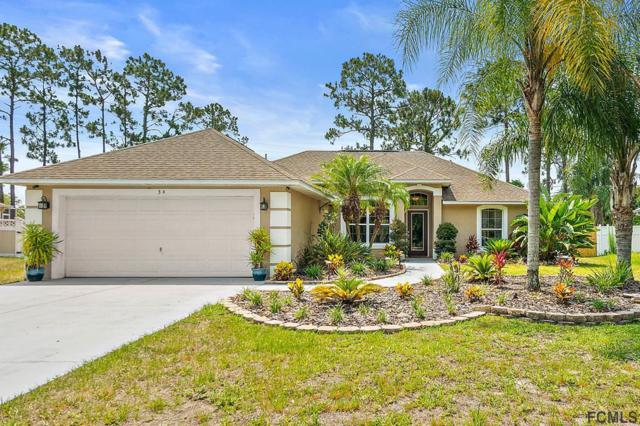 34 Easterly Place, Palm Coast, FL 32164 (MLS #248819) :: Noah Bailey Real Estate Group