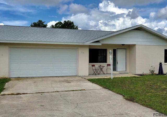 92 Burroughs Drive, Palm Coast, FL 32137 (MLS #248916) :: Noah Bailey Real Estate Group
