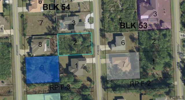 6 Rocket Lane, Palm Coast, FL 32164 (MLS #248974) :: Memory Hopkins Real Estate