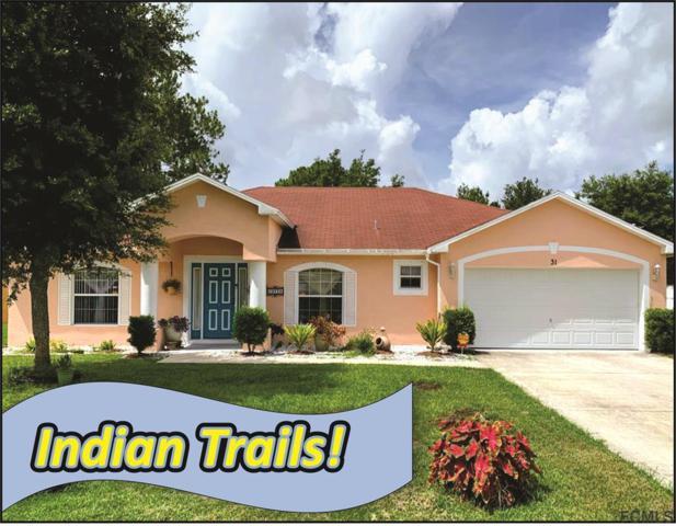 31 Buttermill Dr, Palm Coast, FL 32137 (MLS #248991) :: Noah Bailey Real Estate Group