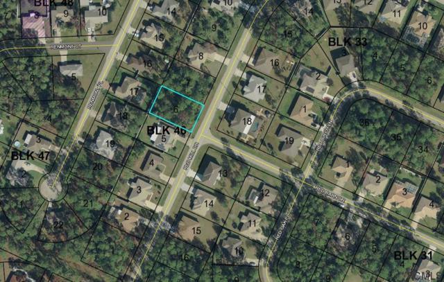 89 Red Mill Drive, Palm Coast, FL 32164 (MLS #249088) :: Memory Hopkins Real Estate