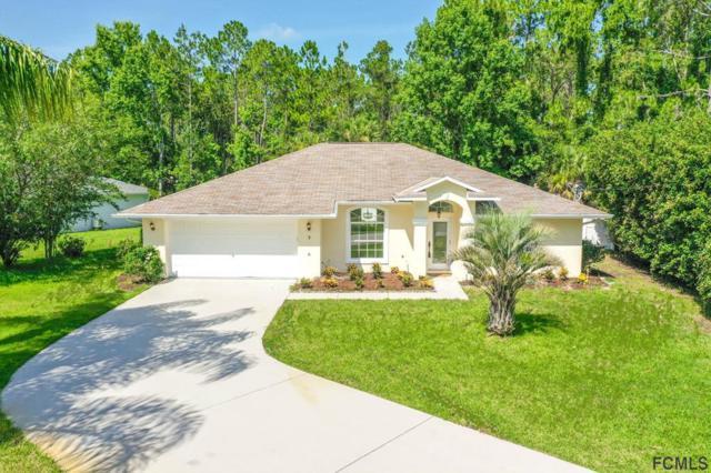 9 Wildwood Pl, Palm Coast, FL 32164 (MLS #249265) :: RE/MAX Select Professionals