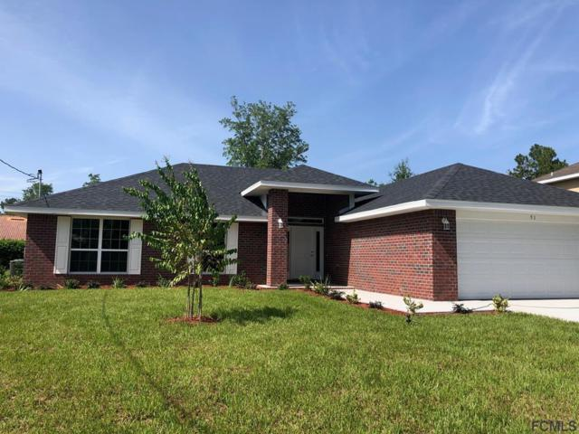 51 Whispering Pine Dr, Palm Coast, FL 32164 (MLS #249754) :: RE/MAX Select Professionals
