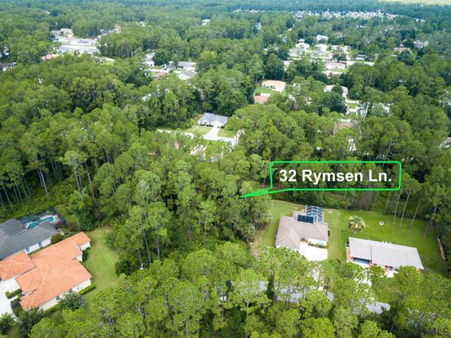 32 Rymsen Lane, Palm Coast, FL 32164 (MLS #249857) :: Memory Hopkins Real Estate