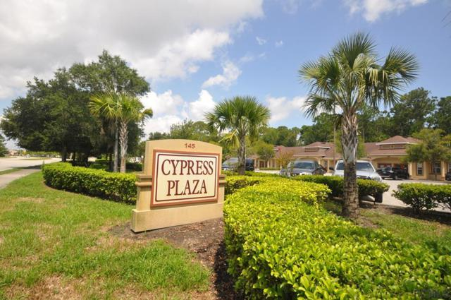 145 Cypress Point Pkwy #202, Palm Coast, FL 32164 (MLS #250497) :: RE/MAX Select Professionals