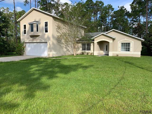 137 Ryberry Drive, Palm Coast, FL 32164 (MLS #251291) :: Memory Hopkins Real Estate