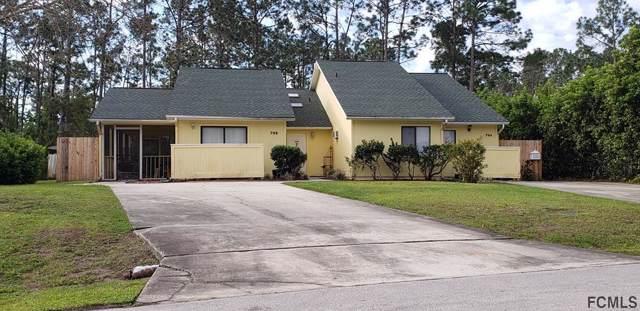 76 Plain View Drive, Palm Coast, FL 32164 (MLS #251292) :: RE/MAX Select Professionals