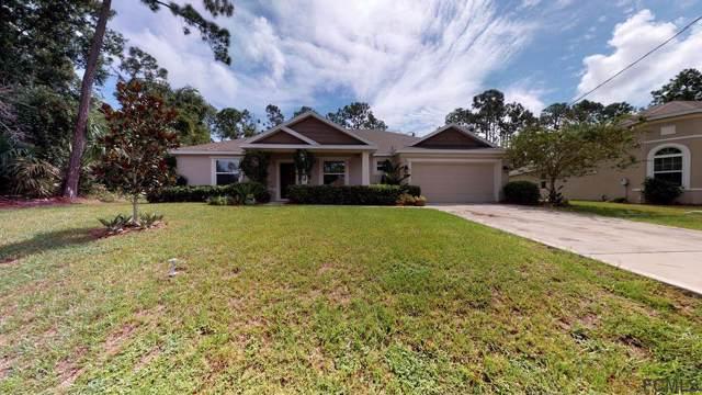 65 Pilgrim Drive, Palm Coast, FL 32164 (MLS #251293) :: RE/MAX Select Professionals