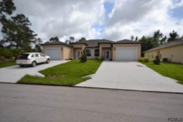 34 Wood Amber Ln, Palm Coast, FL 32164 (MLS #251295) :: Noah Bailey Group