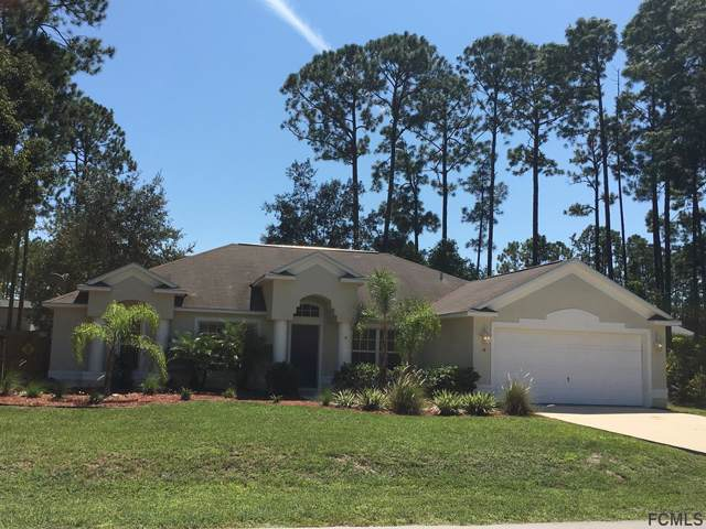 19 Burning Tree Place, Palm Coast, FL 32137 (MLS #251328) :: Memory Hopkins Real Estate