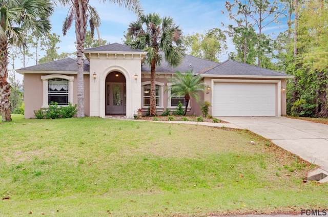 62 Wood Cedar Drive, Palm Coast, FL 32164 (MLS #251375) :: Noah Bailey Group