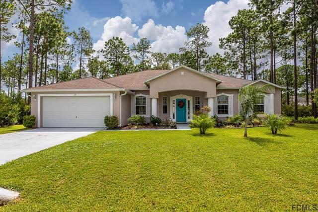 37 Buffalo Plains Lane, Palm Coast, FL 32137 (MLS #251410) :: Memory Hopkins Real Estate