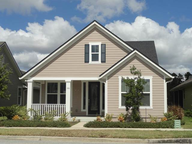 106 Clarys Run, St Augustine, FL 32092 (MLS #251906) :: Memory Hopkins Real Estate