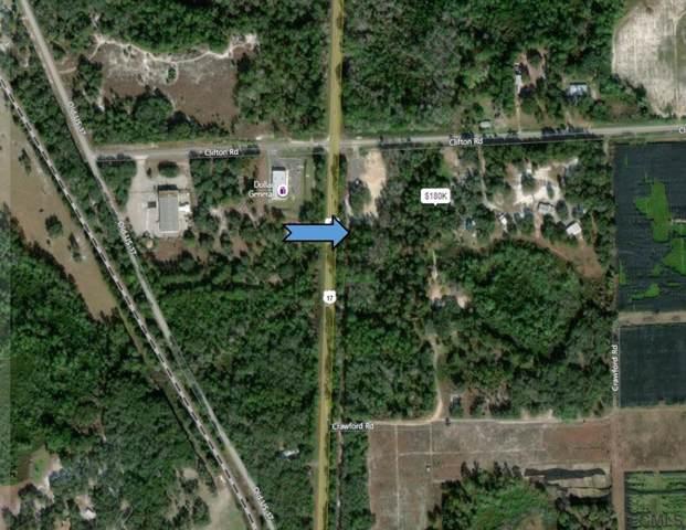 0 S U.S. 17, Crescent City, FL 32112 (MLS #252017) :: Memory Hopkins Real Estate
