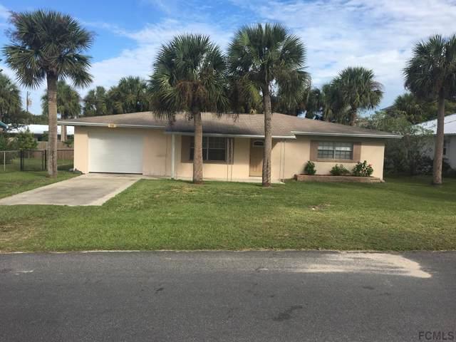 310 N Fifth St, Flagler Beach, FL 32136 (MLS #252025) :: Noah Bailey Group