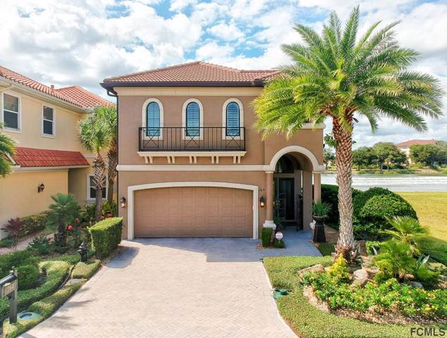 264 Yacht Harbor Dr, Palm Coast, FL 32137 (MLS #252039) :: Memory Hopkins Real Estate