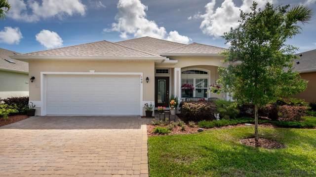 140 Park Place Circle, Palm Coast, FL 32164 (MLS #252082) :: Memory Hopkins Real Estate