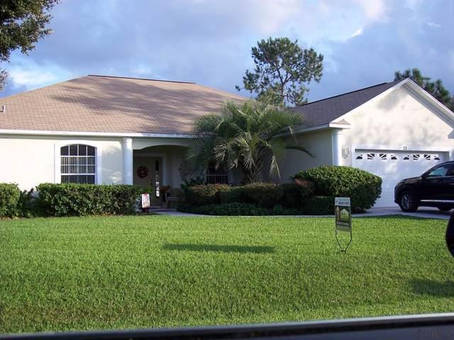 22 Prince Patric Ln, Palm Coast, FL 32164 (MLS #252193) :: Memory Hopkins Real Estate