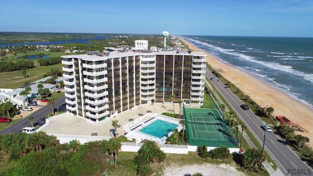 3580 S Ocean Shore Blvd #302, Flagler Beach, FL 32136 (MLS #252223) :: Ancient City Real Estate