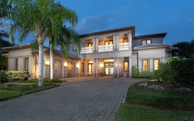 46 Ocean Oaks Ln, Palm Coast, FL 32137 (MLS #252369) :: Noah Bailey Group