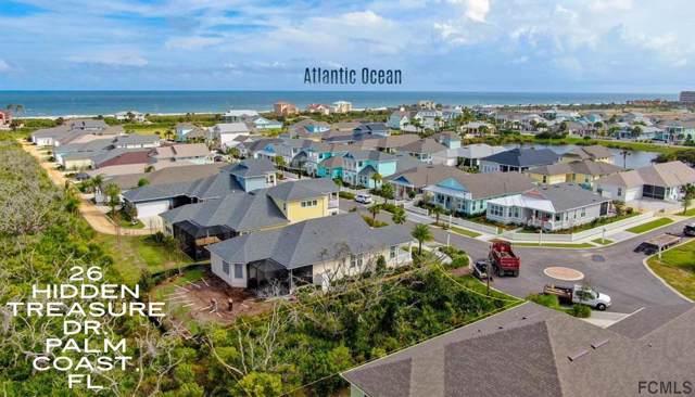 26 Hidden Treasure Dr., Palm Coast, FL 32137 (MLS #252648) :: Memory Hopkins Real Estate