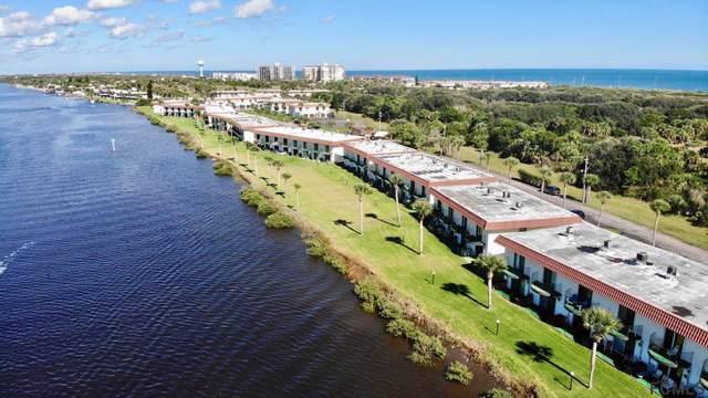 17 Ocean Palm Villas S #17, Flagler Beach, FL 32136 (MLS #252722) :: Noah Bailey Group