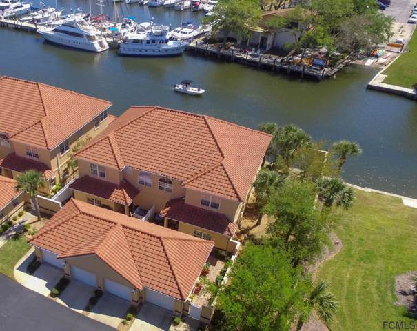 2 Marina Point Place #2, Palm Coast, FL 32137 (MLS #252741) :: RE/MAX Select Professionals