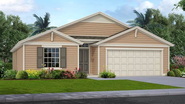 78 Hummingbird Ct, Palm Coast, FL 32164 (MLS #252836) :: Noah Bailey Group