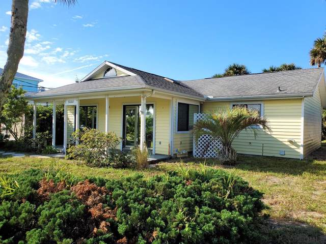 1222 Central Ave S, Flagler Beach, FL 32136 (MLS #252912) :: Memory Hopkins Real Estate