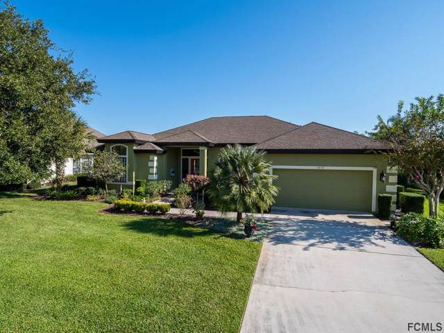 1018 Stone Lake Dr, Ormond Beach, FL 32174 (MLS #252943) :: Noah Bailey Group