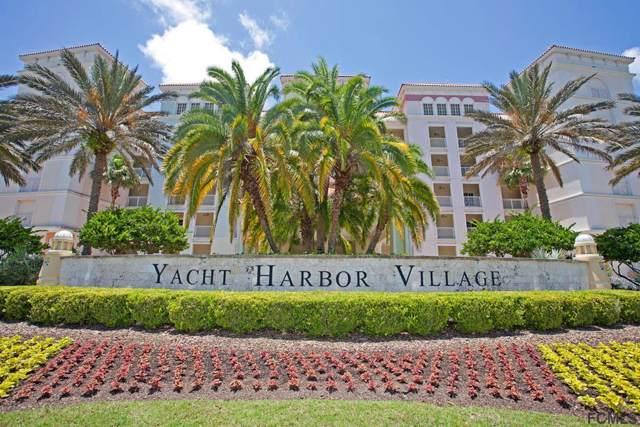 102 Yacht Harbor Dr #566, Palm Coast, FL 32137 (MLS #252967) :: Memory Hopkins Real Estate