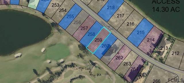 185 Aspen Way, Palm Coast, FL 32137 (MLS #253132) :: Memory Hopkins Real Estate