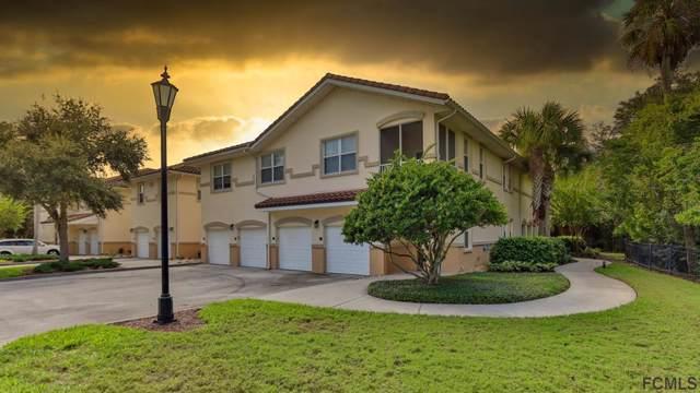 25 Riverview Bend N #124, Palm Coast, FL 32137 (MLS #253193) :: Noah Bailey Group