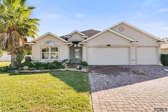 55 Auberry Dr, Palm Coast, FL 32137 (MLS #253213) :: Noah Bailey Group