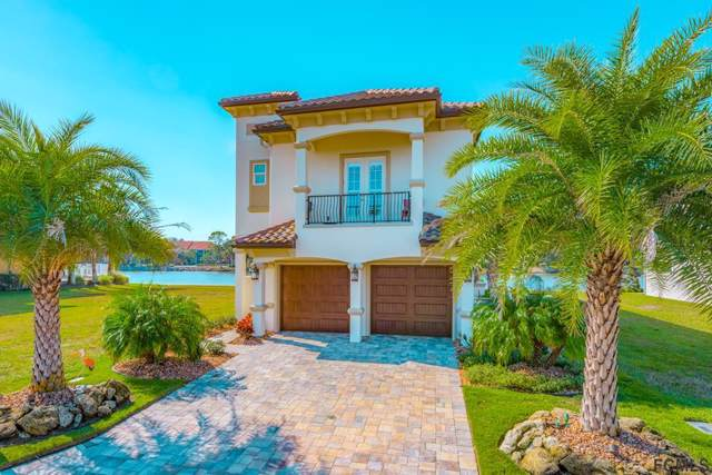 258 Yacht Harbor Dr, Palm Coast, FL 32137 (MLS #253223) :: Noah Bailey Group
