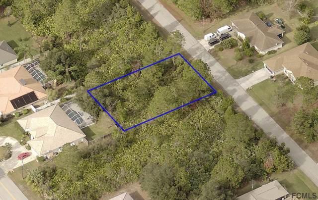 12 Pickwood Place, Palm Coast, FL 32164 (MLS #253300) :: Noah Bailey Group